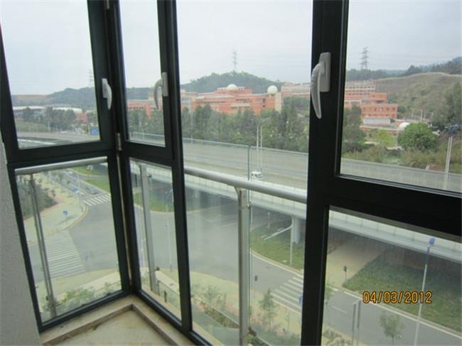 隔音窗-平开窗封阳台
